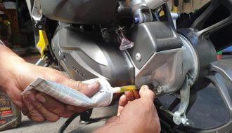 Bão dưỡng xe máy cần những điều sau và mốc thời gian định kỳ