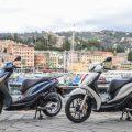 Riew chi tiết mẫu xe Paggio Medley 2020
