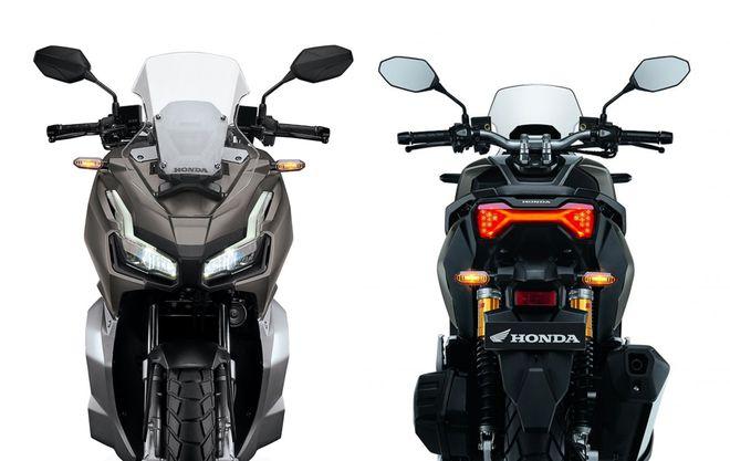 Yamaha NVX 155 mạnh hơn về hiệu suất