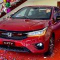 Honda City 2021 trình làng phiên bản xe giá rẻ đầy cạnh tranh trên thị trường