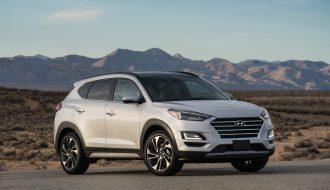 """Hyundai Tucson giảm giá """"lăn bánh"""" đến 35 triệu đồng trong đầu năm mới"""