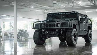 Khám phá ngay chiếc xe Hummer đắt nhất nước Mỹ - H1