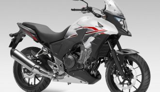 Mua môtô phượt nên chọn Honda CB500X hay Benelli TRK502?