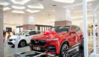 Nhiều hãng ô tô áp dụng chính sách ưu đãi cho khách hàng tháng 3