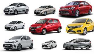 Những biến động trong việc kinh doanh ô tô tháng 2/2021